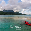 23  G Mt  Otemanu and Kayaks