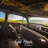 48  G Dalles Mountain Ranch Car Inside