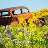 23  G Dalles Mountain Ranch Car
