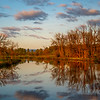 86  G Ridgefield Morning Reflections