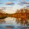 87  G Ridgefield Morning Reflections