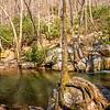 21  G Cascade Falls Trail Views V