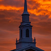2  G LDS Church and Sunset V