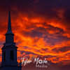 21  G LDS Church and Sunset