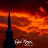 4  G LDS Church and Sunset Dark