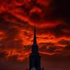 13  G LDS Church and Sunset V