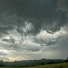 12  G Storm Clouds Over Field