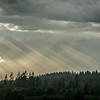 10  G Storm Clouds Rays