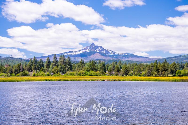 3  G Lake at Black Butte Ranch