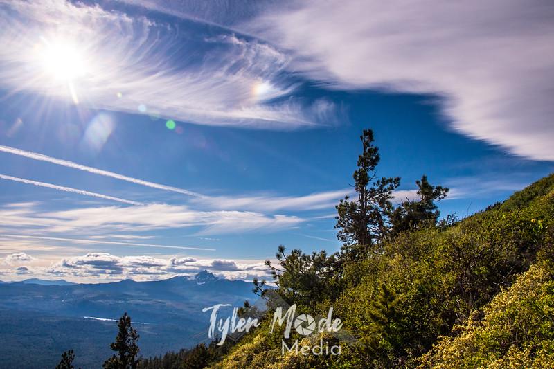 36  G Trail Views West