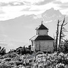 64  G Lookout Tower and Three FIngered Jack BW
