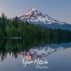 24  G Hood at Lost Lake Sunrise