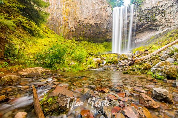 8.13.19 Tamanawas Falls