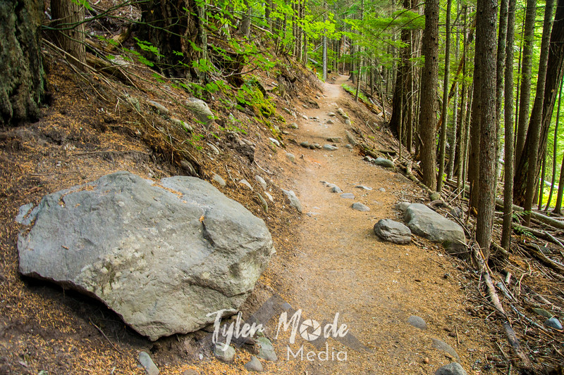 2  G Trail and Rock