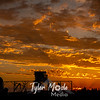 28  G Barn Sunset