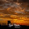 27  G Barn Sunset