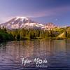 20  G Rainier and Bench Lake