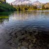25  G Rainier and Bench Lake