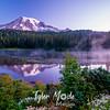 21  G Rainier Reflection Lakes Sunrise