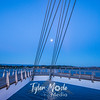 16  G Vancouver Waterfront Moon