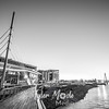 15  G  Vancouver Waterfront Sunrise BW