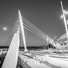 6  G Vancouver Waterfront Moon Wide BW