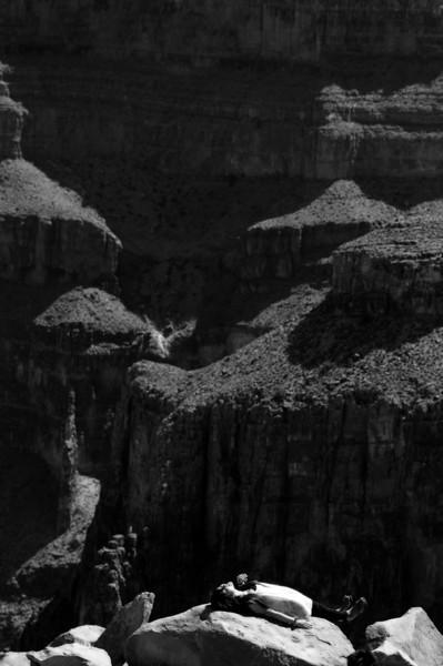 Western rim, Grand Canyon. ©2010 David Bundy