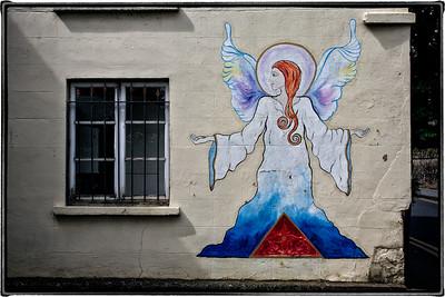 Graffiti Limerick 2012