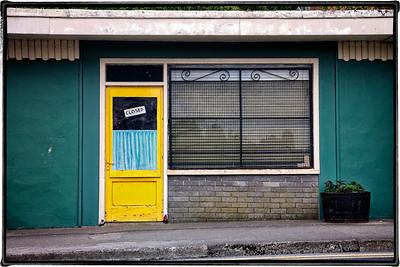 Closed Limerick 2012