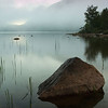 Dawn at Jordan Pond 2