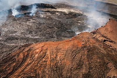 Pu'u 'O'o Crater, Hawaii