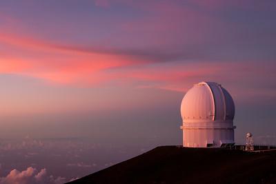 Mauna Kea Sunset II