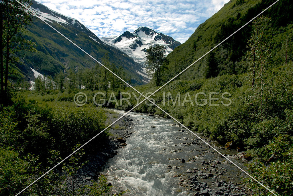 ALASKA MOUNTAIN STREAM2