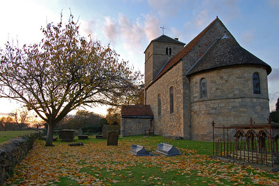 South Greetwell church