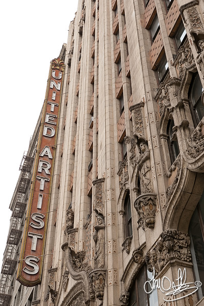 United Artists Theater Building