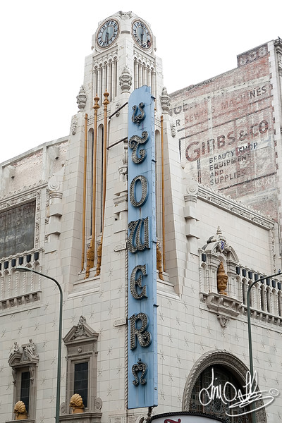 The Tower Theater in Los Angeles opened in 1927<br /> 806 S. Broadway, Los Angeles CA