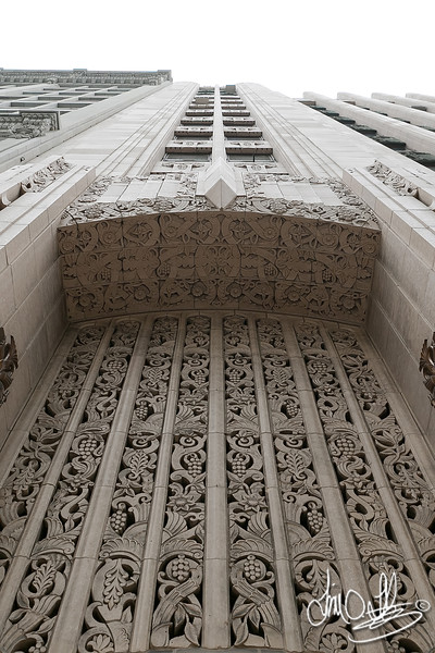 Art Deco building (1929)<br /> 850 S. Broadway, Los Angeles CA