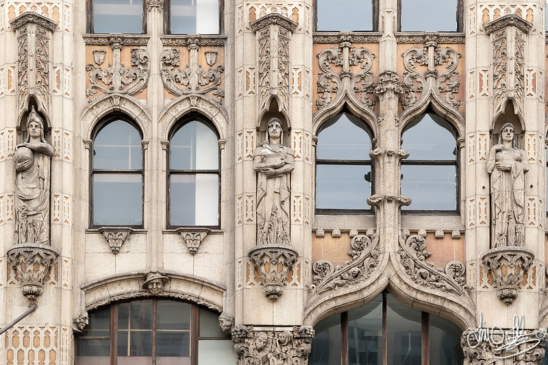 United Artists Theater Building (1927)<br /> 929 South Broadway, Los Angeles CA