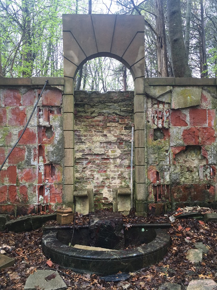 Phillips Mansion Ruins