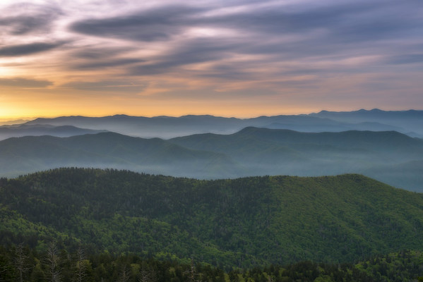 || Clingman's Sunrise ||