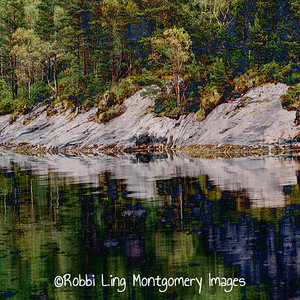 Reflection of Norway