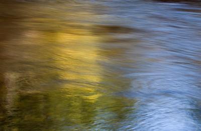 Aspen flowing