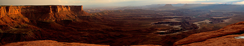 Islands in the Sky, Canyonlands NP