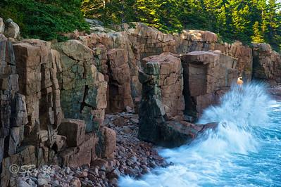 Monument Cove, Acadia