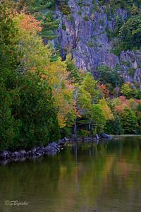 Echo Lake, Acadia