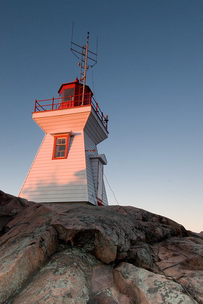 Killarney Lighthouse at Dawn<br /> Killarney, On