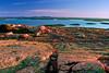 Maine, Acadia National Park, Coastline , Cadillac mountain, Porcupine  islands,  Sunrise, Landscape, 缅因, 阿卡迪亚国家公园 海岸 风景