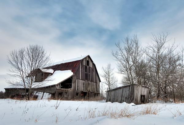 Abandoned Farm<br /> Manitoulin Island
