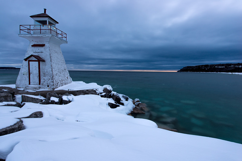 Lions Head Lighthouse<br /> Lions Head, Ontario