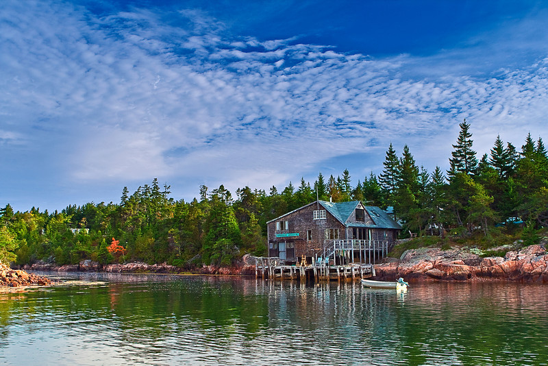 Maine, Acadia National Park, Schoodic Peninsula, Landscape, 缅因, 阿卡迪亚国家公园 海岸 风景